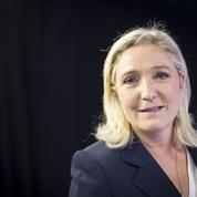 Marine Le Pen en virée au Canada