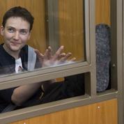 Lourde peine pour la pilote Nadia Savtchenko