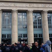 La gare du Nord sur le qui-vive après les attentats de Bruxelles