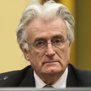 Radovan Karadzic condamné à 40 ans de prison par le tribunal pénal international