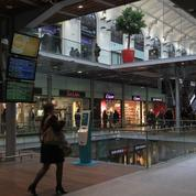 De plus en plus de gares transformées en centres commerciaux