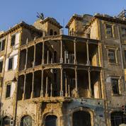 Beyrouth: la guerre entre au musée