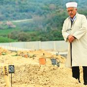 Izmir, le cimetière des «martyrs» syriens anonymes