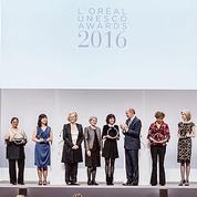 L'Oréal-Unesco : Jean-Paul Agon et Irina Bokova célèbrent les femmes et la science