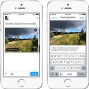 Twitter autorise des descriptions de 420 caractères sur les images