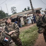 Centrafrique : la France annonce la fin de l'opération Sangaris