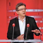 Jean-Luc Mélenchon salue la mobilisation des jeunes