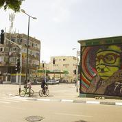 Tel-Aviv : l'art pigmente la ville blanche