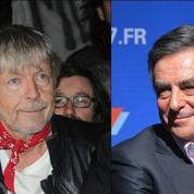 François Fillon «très touché» par le soutien inattendu de Renaud