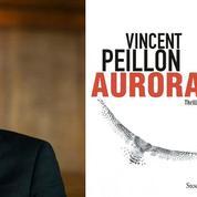 Vincent Peillon se lance dans le thriller à la James Bond