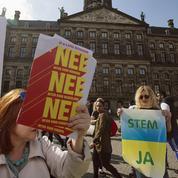 Aux Pays-Bas, un vote sur l'accord UE-Ukraine mobilise les eurosceptiques