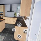Ikea fait visiter ses cuisines en réalité virtuelle