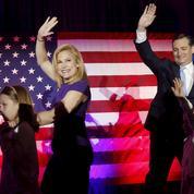 Ted Cruz et Bernie Sanders savourent leurs victoires dans le Wisconsin