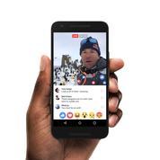 Facebook accélère dans la vidéo en direct pour doubler Periscope