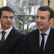 Clivage gauche-droite : Valls renvoie Macron dans les cordes