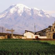 Le volcan Chimborazo se rit de l'altitude de l'Everest