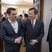 Athènes vend son port aux chinois