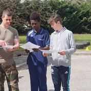 À Toulon, l'armée aide les «décrocheurs»