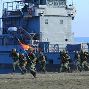 La mer de Chine attise la rivalité Pékin-Washington