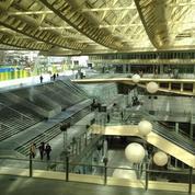 À peine inaugurée, la Canopée des Halles prend déjà l'eau