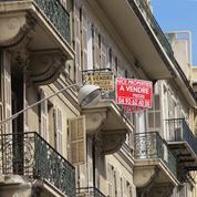 Le crédit pas cher soutient l'immobilier