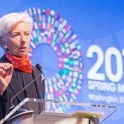 Croissance mondiale: le FMI révise encore ses prévisions à la baisse