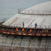 Nucléaire: l'inquiétude grandit autour de la cuve de l'EPR de Flamanville