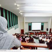 Une vingtaine de problèmes liés au voile chaque année à l'université