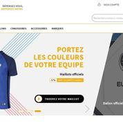 Leclerc surfe sur l'Euro 2016 pour lancer un nouveau site de vente en ligne dédié au sport