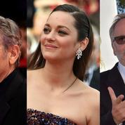Clooney, Gosling, Luchini, Cotillard... pluie de stars à Cannes