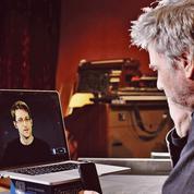 Jean-Michel Jarre: «J'ai eu envie d'accueillir Edward Snowden»