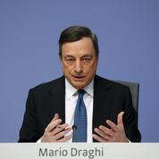 Mario Draghi s'impose un jeûne médiatique aux réunions du FMI à Washington