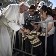 Le sens de l'odyssée du Pape auprès des migrants