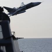 Jeux dangereux entre les Etats-Unis et la Russie en mer Baltique