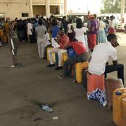 Le Nigeria à court d'essence et de liquidité