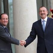 L'appel des parlementaires à François Hollande pour l'Azerbaïdjan