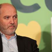 Le vice-président de l'Assemblée Denis Baupin quitte EELV