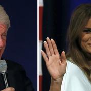 Primaires américaines : le match des époux Trump et Clinton