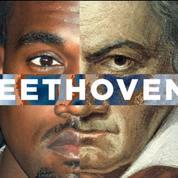 L'incroyable duo de Kanye West et Beethoven