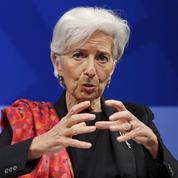 Christine Lagarde: «Les cicatrices de la crise de 2008-2009 n'ont pas été toujours bien traitées»