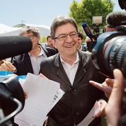 Présidentielle: Jean-Luc Mélenchon se sent pousser des ailes
