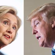 Primaire américaine: Clinton-Trump, le duel qui se profile