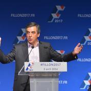 Primaire à droite : la liste des 72 parlementaires qui soutiennent Fillon