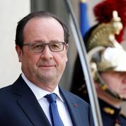François Hollande, l'un des leaders mondiaux les plus influents, selon Time