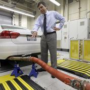 Le trucage des moteurs coûtera à Volkswagen des dizaines de milliards d'euros