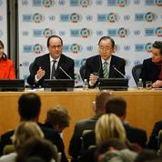 COP21 : 175 pays ont signé l'accord sur le climat, un record