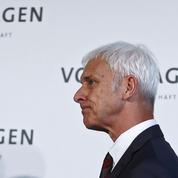 Volkswagen provisionne 16,2milliards d'euros pour le scandale du «Dieselgate»