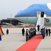 Barack Obama en Allemagne pour défendre le libre-échange
