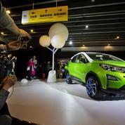 Pékin réserve la voiture électrique aux marques chinoises