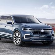 VW T-Prime Concept, un avant-goût de Touareg